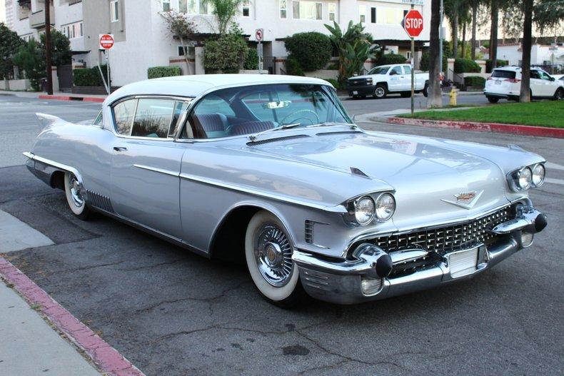 1958 Cadillac Eldorado | Vintage Car Collector