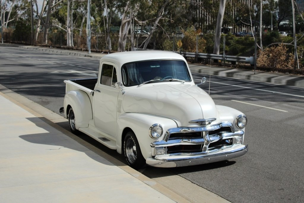 1954 Chevrolet Advance-Design