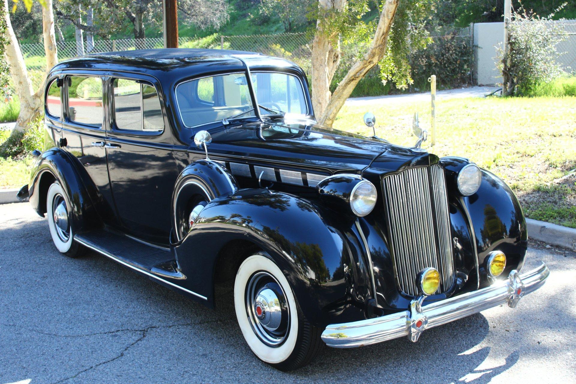 1938 Packard Model 1603 Super 8