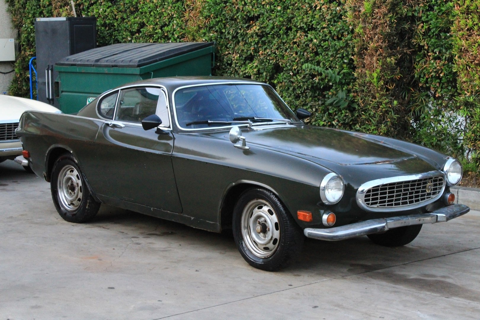 1969 Volvo 1800S GT Coupe