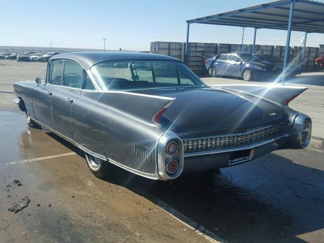 1960 Cadillac Fleetwood for sale #98394 | MCG