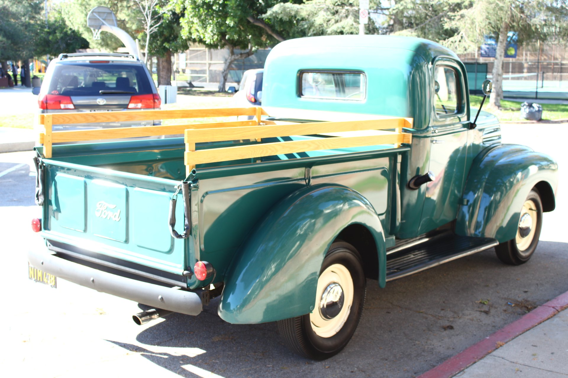 1946 Ford Pickup Vintage Car Collector