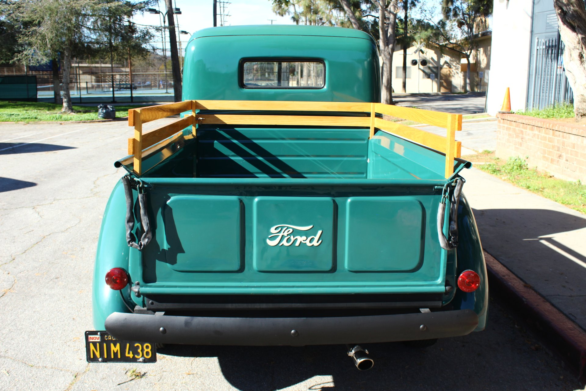 46 Ford Wiring Harnes