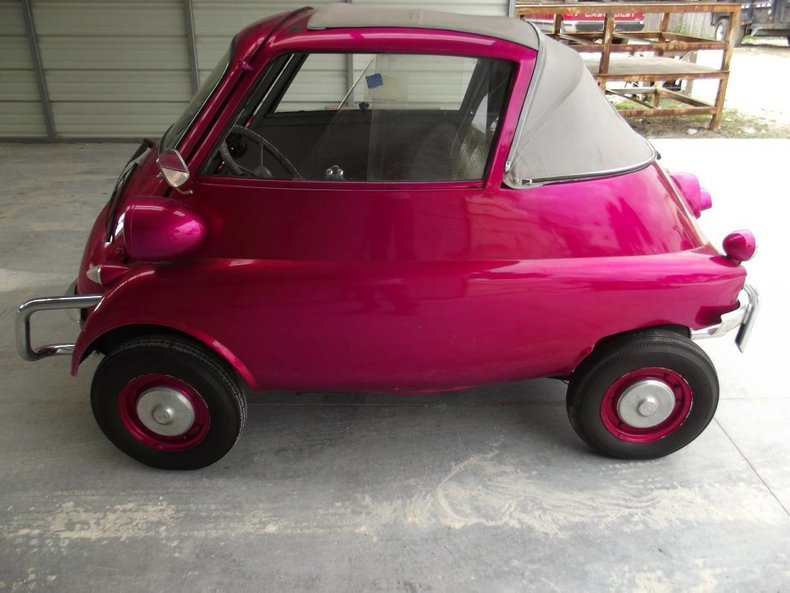1957 Bmw Isetta 300 For Sale 84459 Mcg