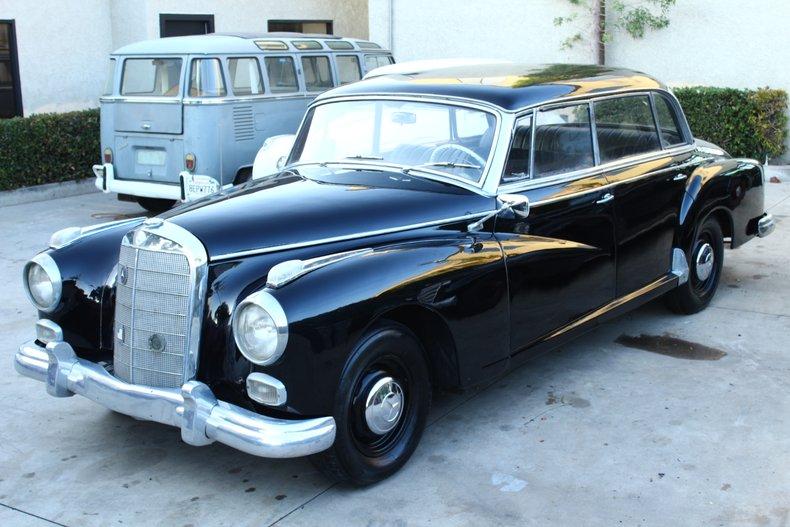 1959 Mercedes-Benz 300D For Sale