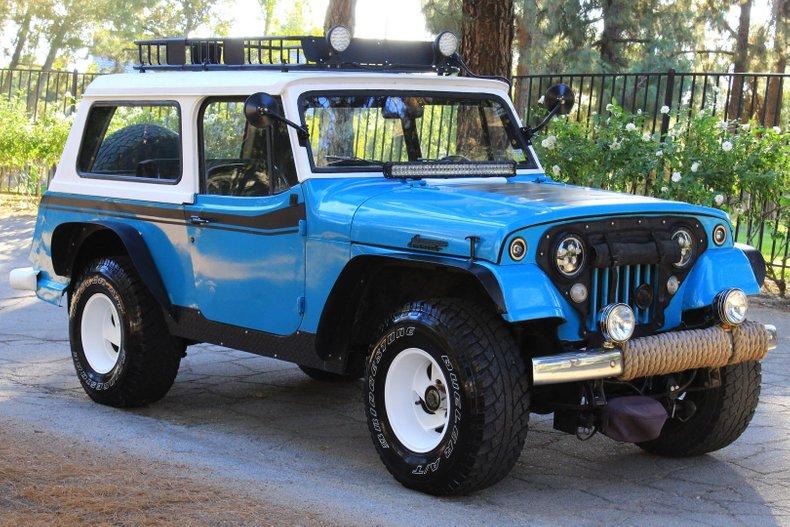 Jeep Commando For Sale >> 1968 Jeep Jeepster Commando C101 For Sale 101621 Mcg