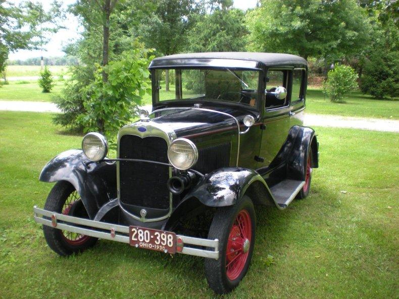 1930 Ford Model A Tudor Sedan for Sale | ClassicCars.com