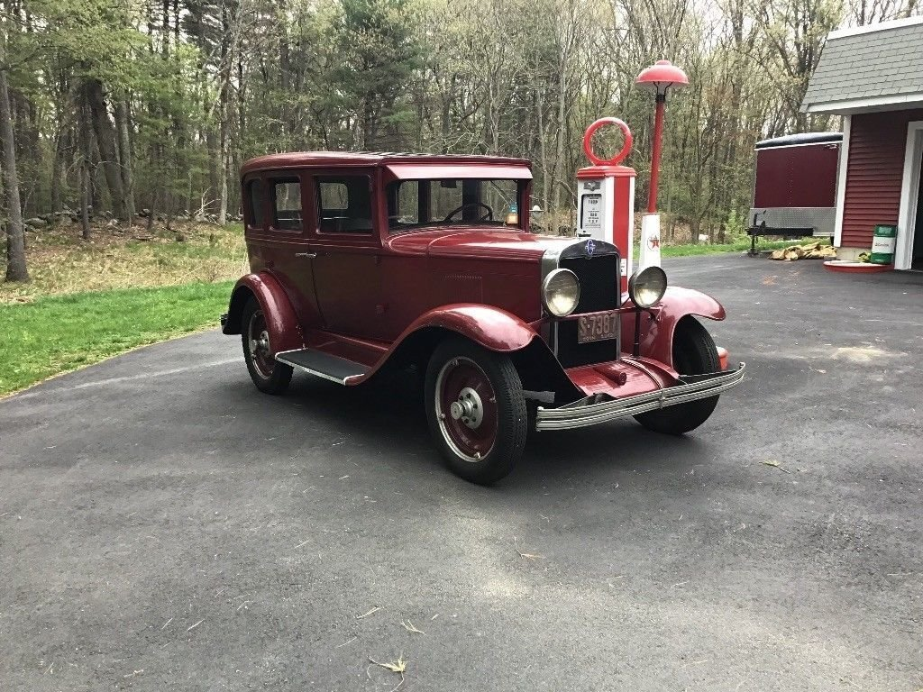 1929 Chevrolet AC Series