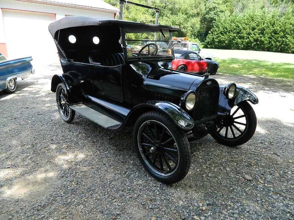 1922 Chevrolet Model 490