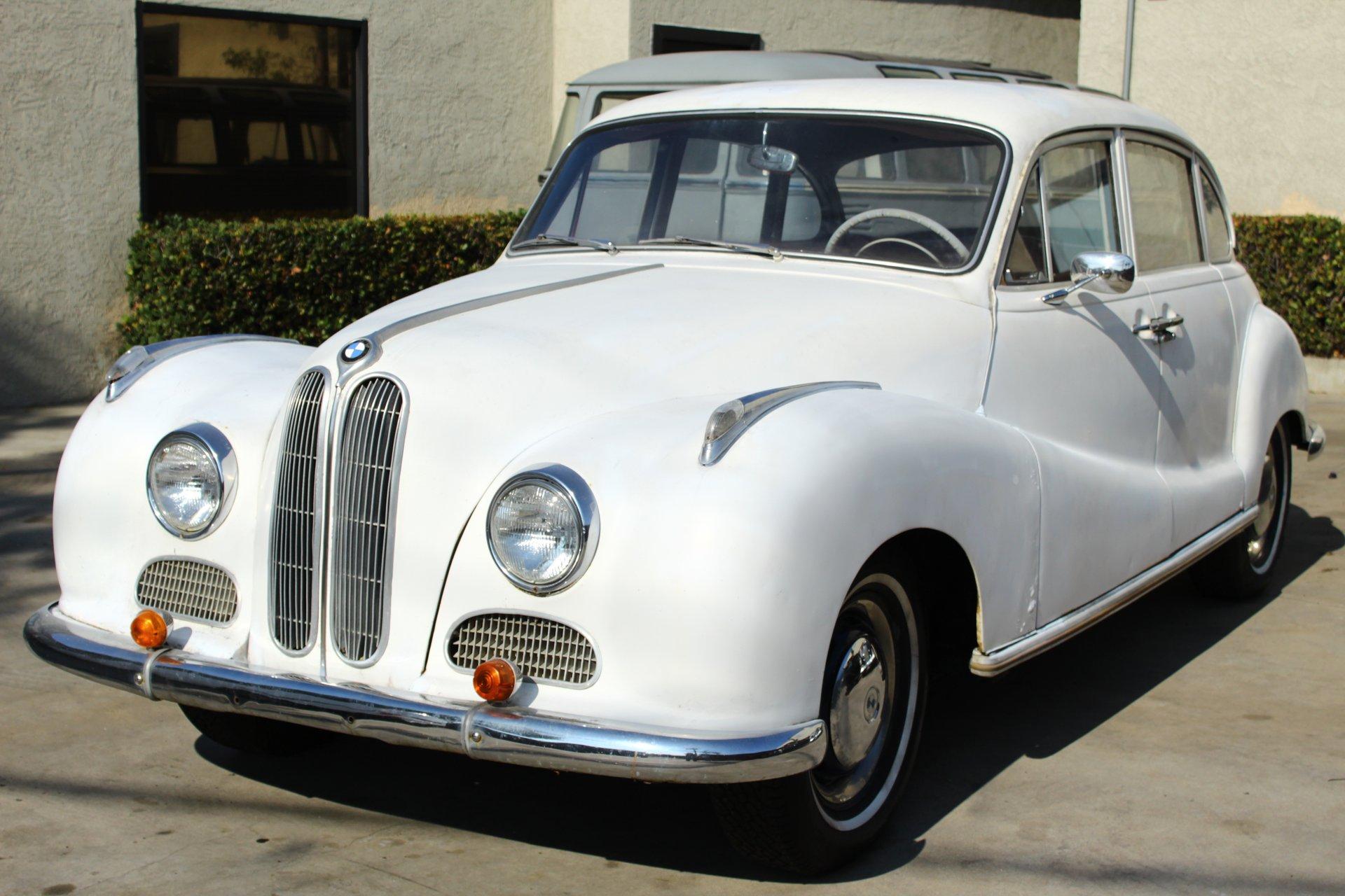 1959 BMW 2.6