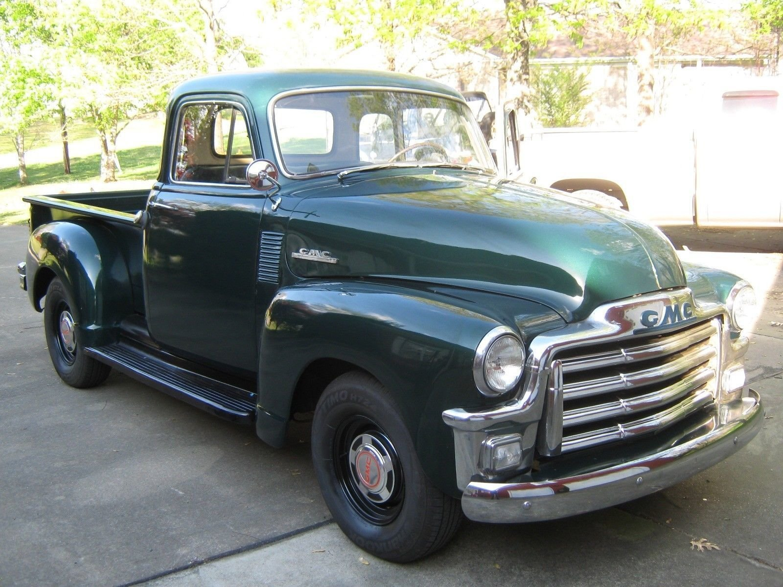 1955 GMC PICK UP TRUCK