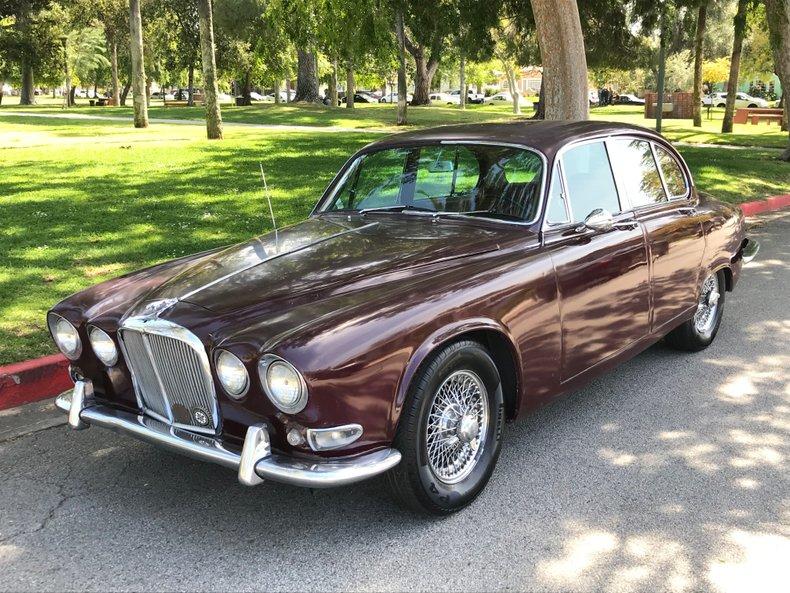 1967 Jaguar 420 For Sale