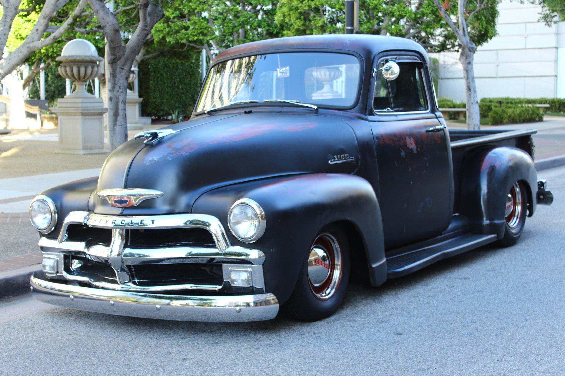 1954 Chevrolet 3100 5 Window Pickup Truck