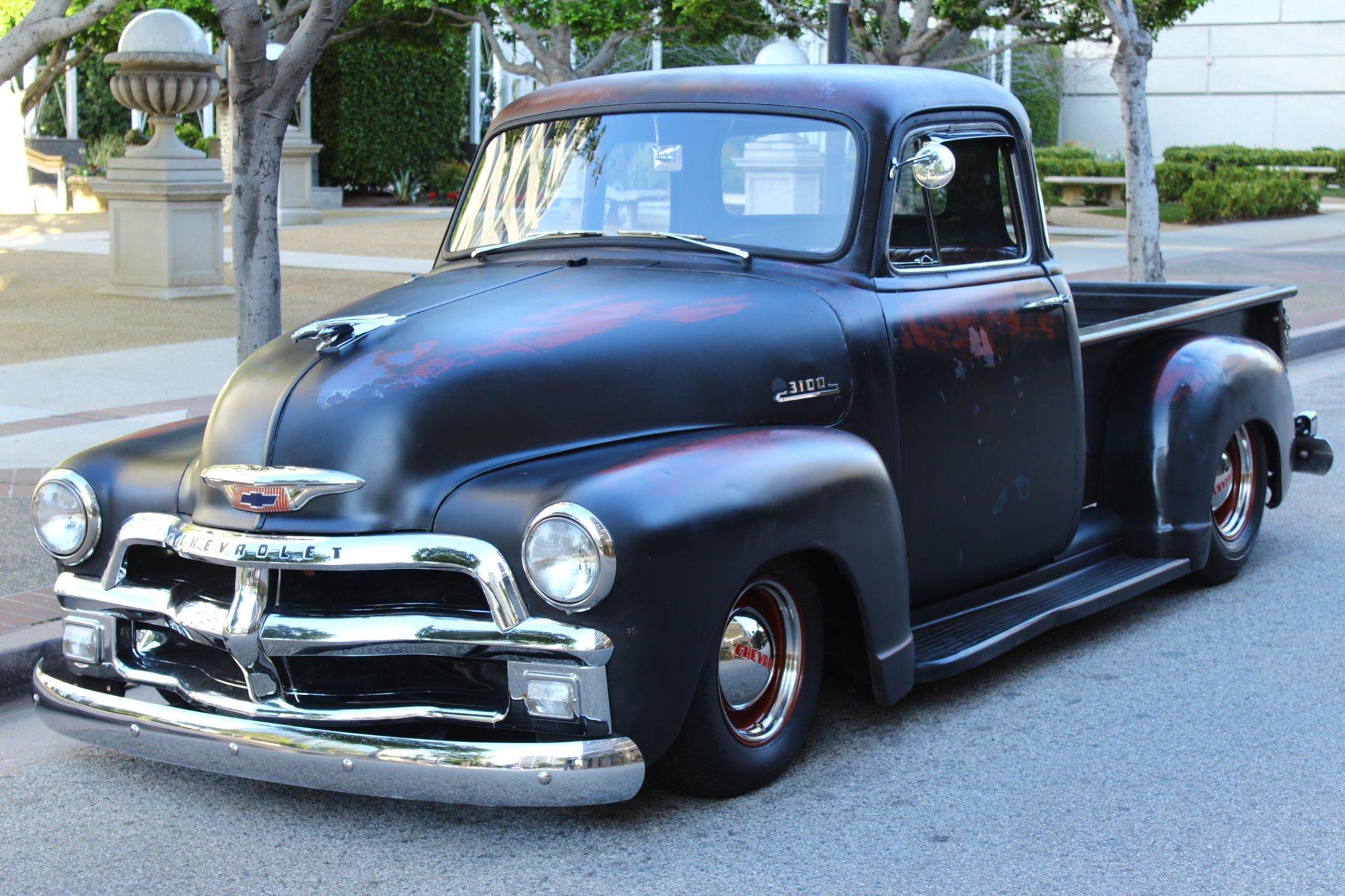 1954 Chevrolet 3100 5 Window Pickup Pick Up