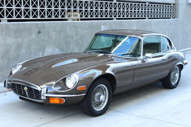 1972 Jaguar E-Type For Sale