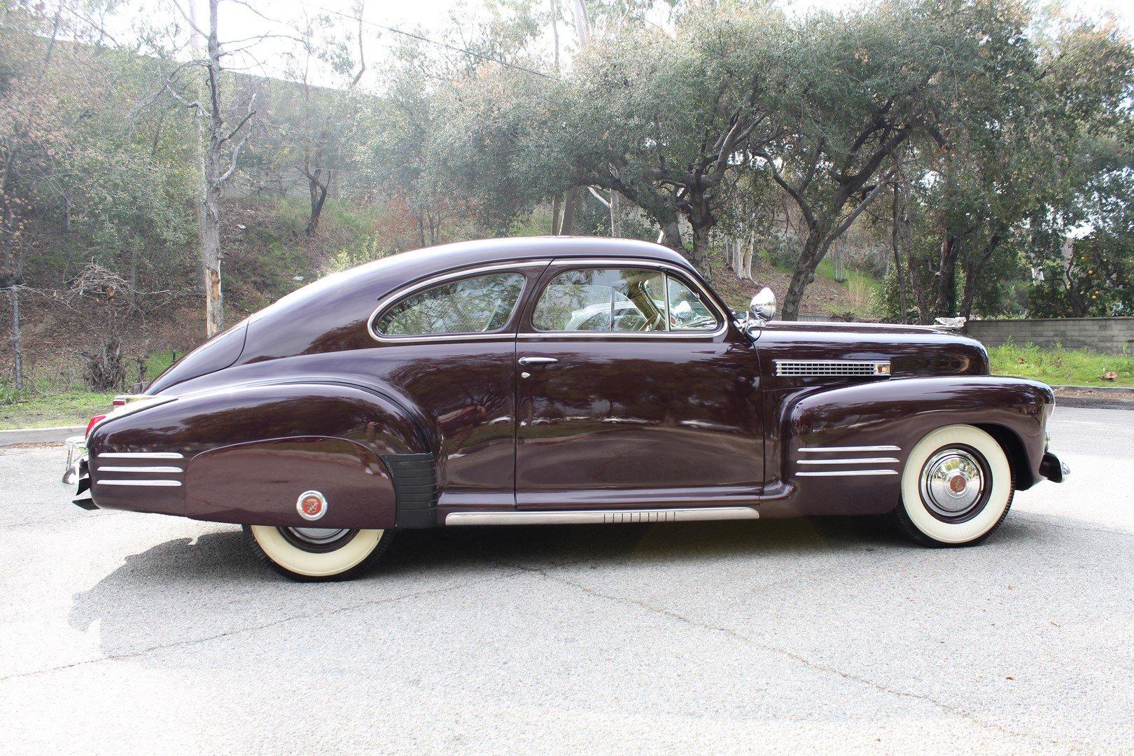 1941 Cadillac 2 dr. Sedanette