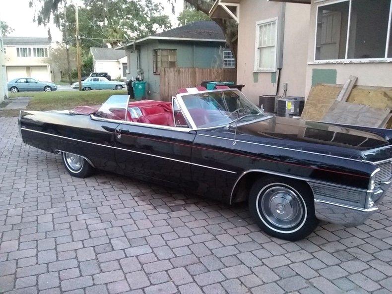 1965 Cadillac Deville Convertible For Sale 111163 Mcg