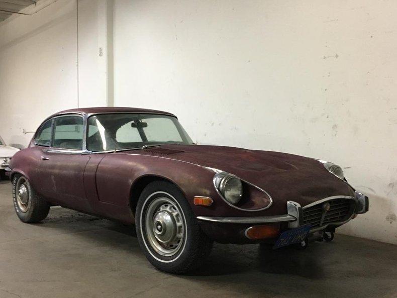 1971 Jaguar E-Type For Sale
