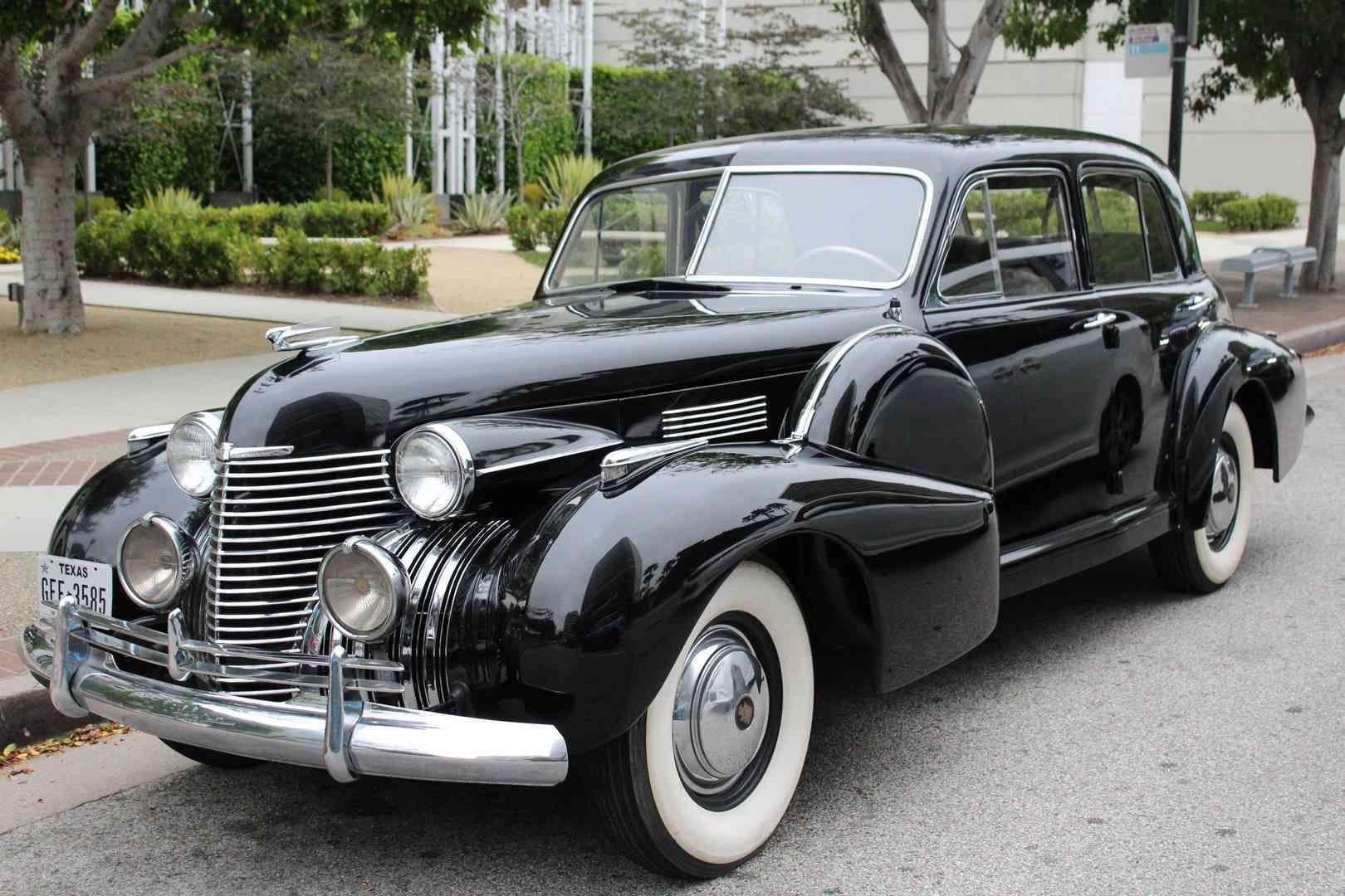 1940 Cadillac 60 Special