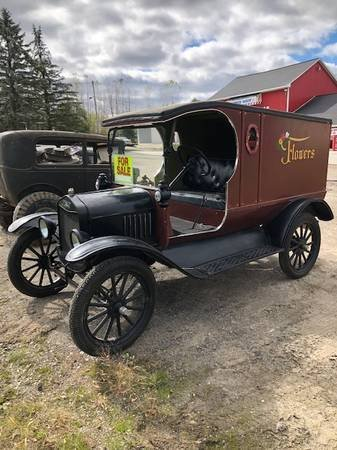 1921 Ford Model T
