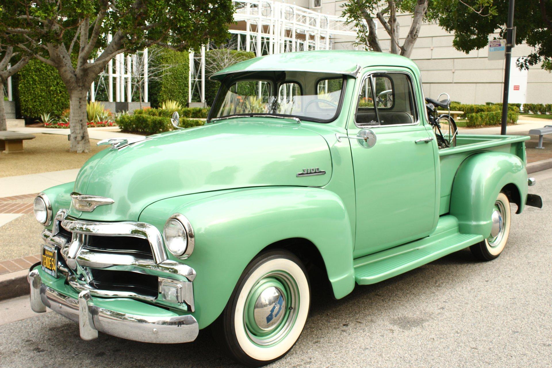 1954 Chevrolet Advance-Design