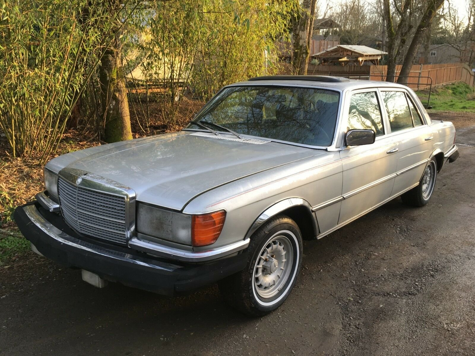 1977 Mercedes-Benz 450 SEL