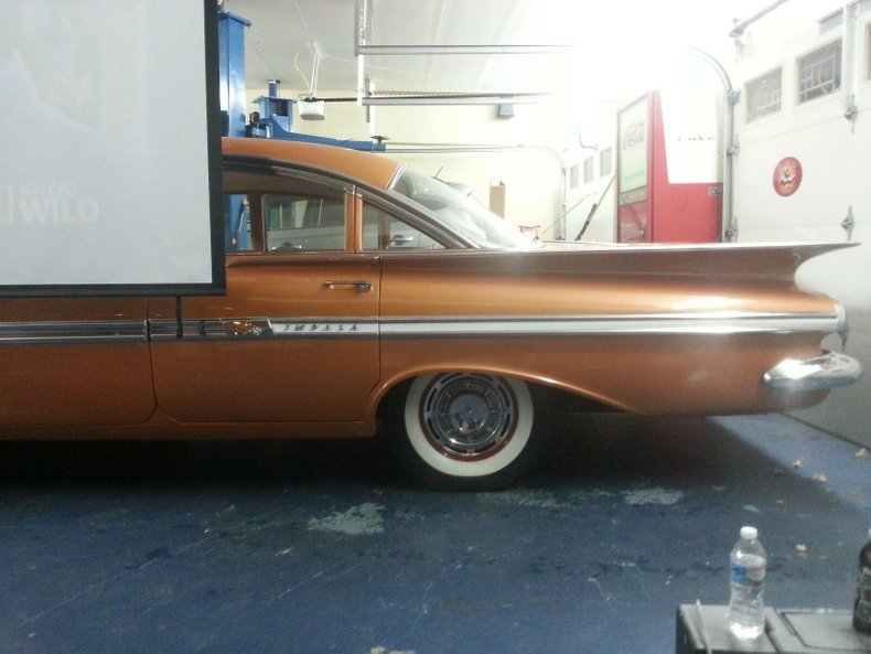 1959 Chevrolet Impala for sale #63716 | Motorious