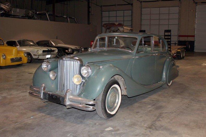1950 Jaguar MK  V For Sale