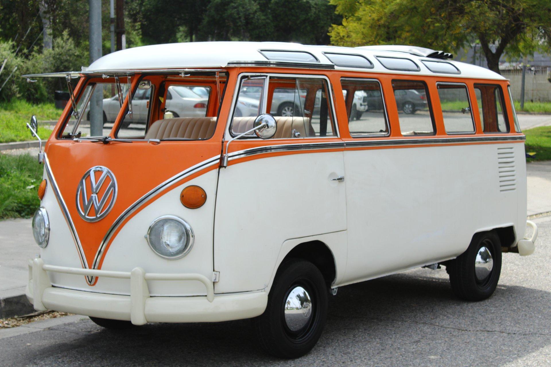 1965 Volkswagen Bus/Vanagon