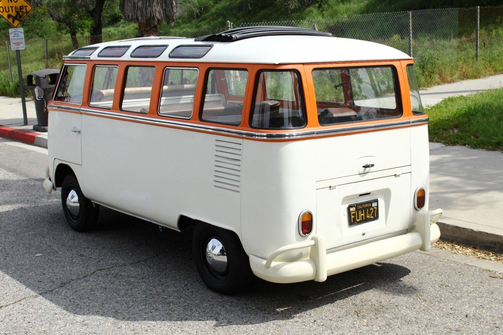 1965 Volkswagen Bus/Vanagon for sale #110951 | Motorious