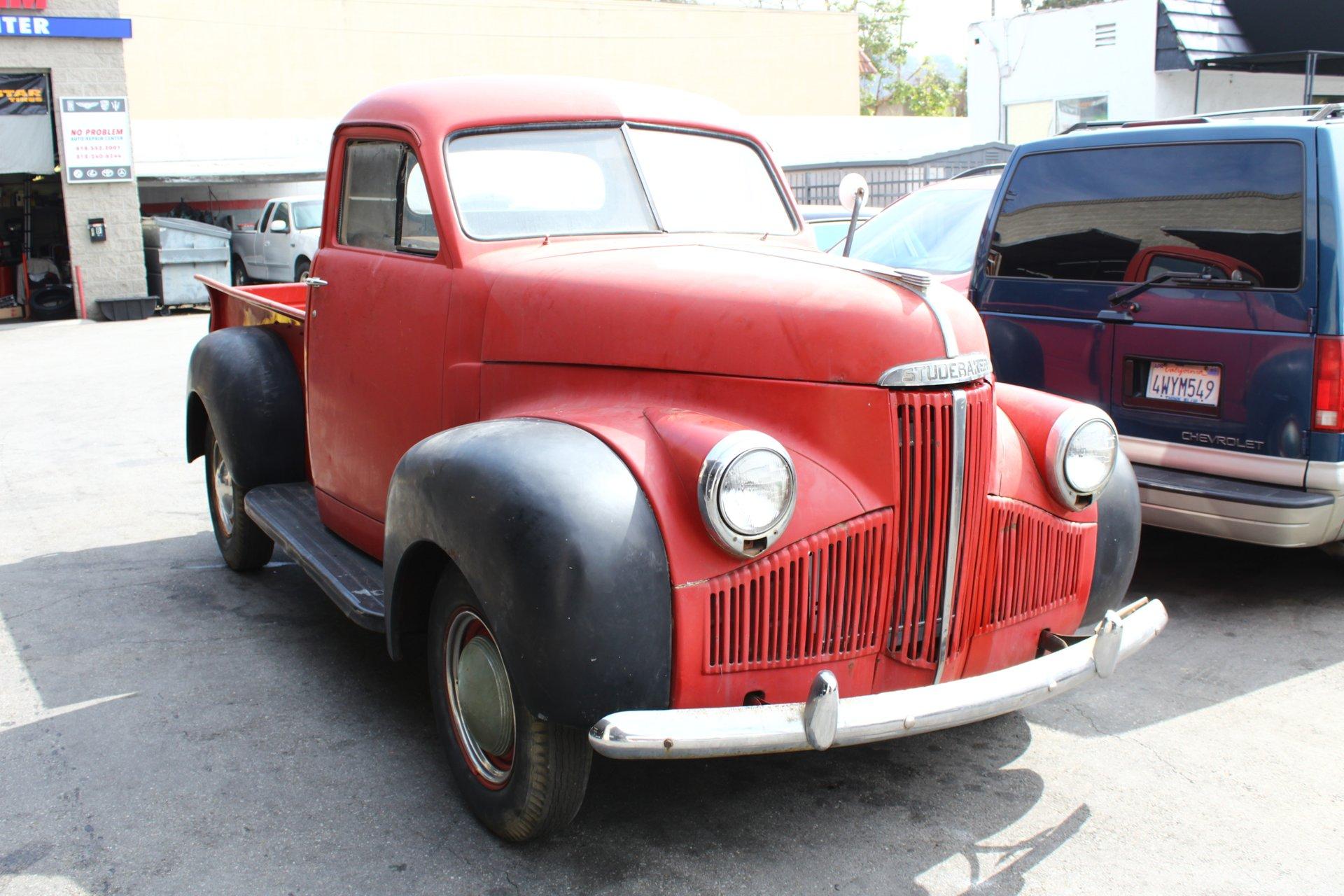 1946 Studebaker M5 PICKUP