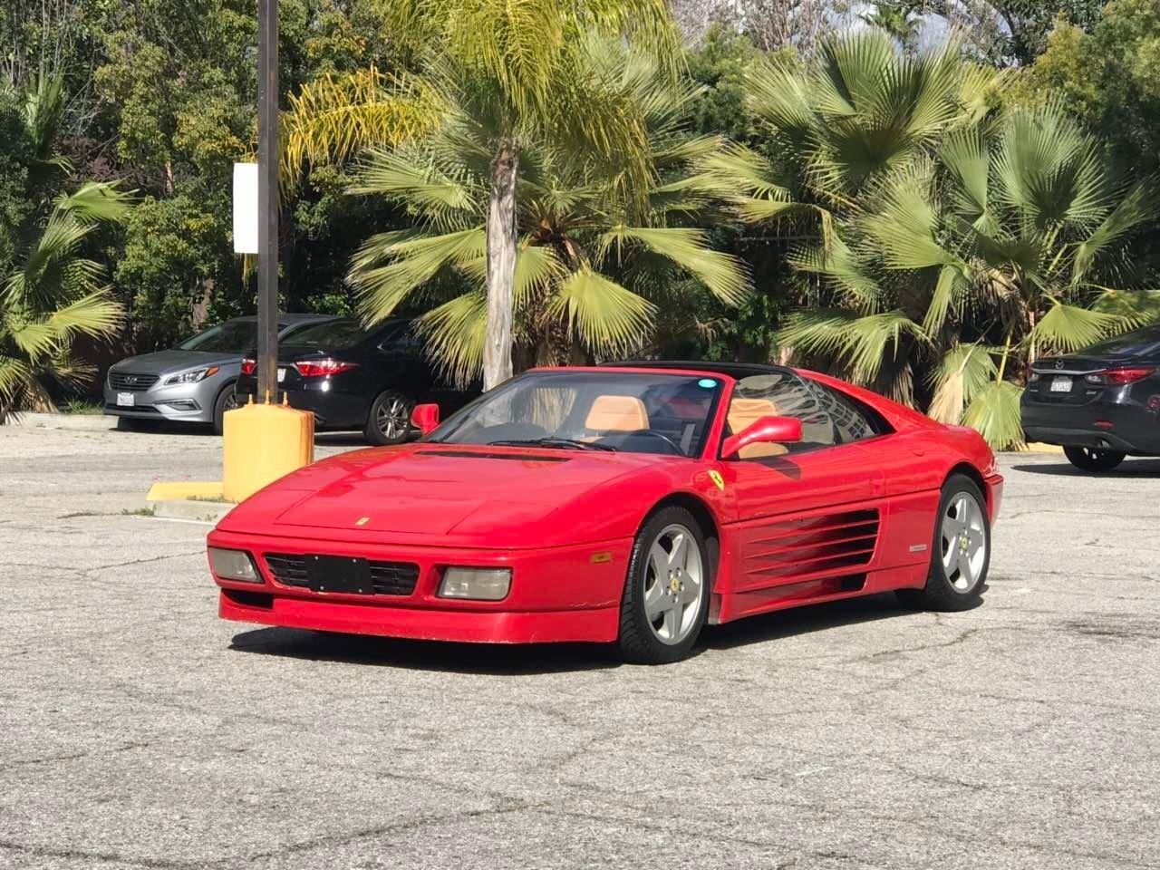 1990 Ferrari 348 T/S