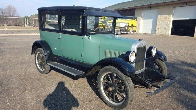 1925 Chevrolet 1-1/2 Ton Pickup
