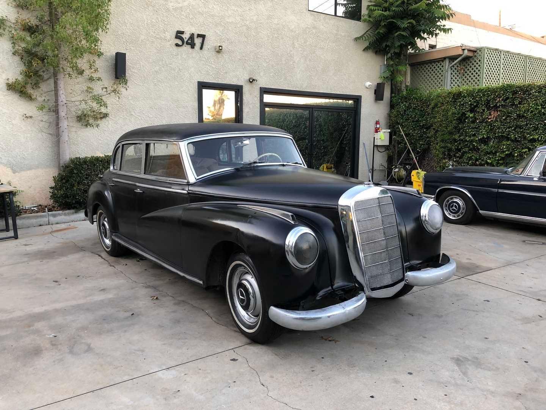 1952 Mercedes-Benz 300 Adenauer