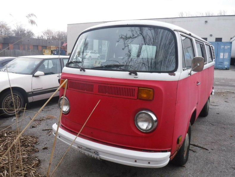 1979 Volkswagen Bus/Vanagon For Sale