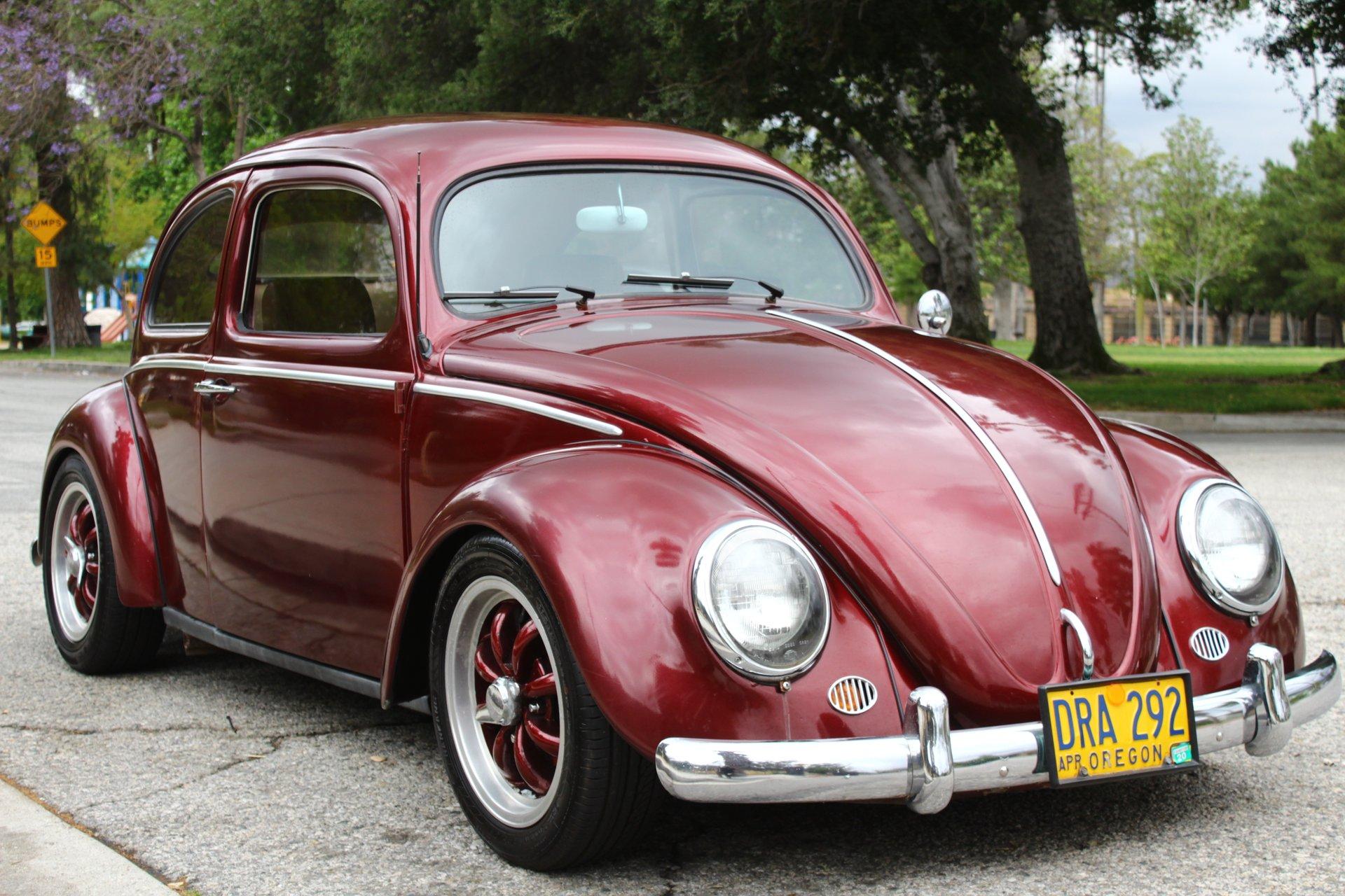 1956 Volkswagen BUG