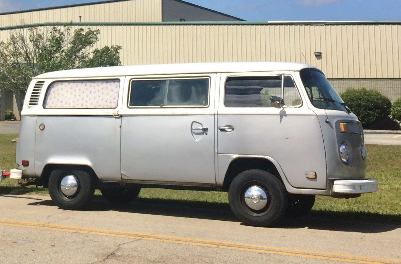 1976 Volkswagen Bus/Vanagon for sale #162804 | Motorious