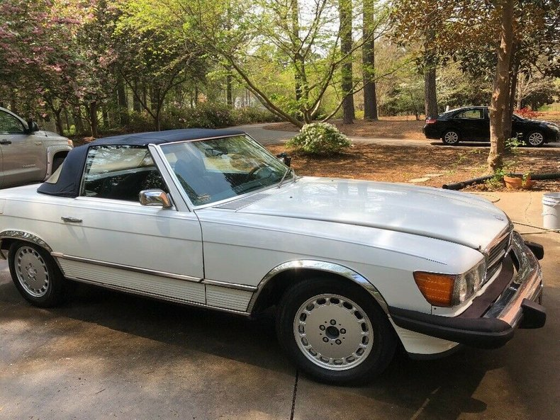 1974 Mercedes-Benz 450 SL convertible For Sale