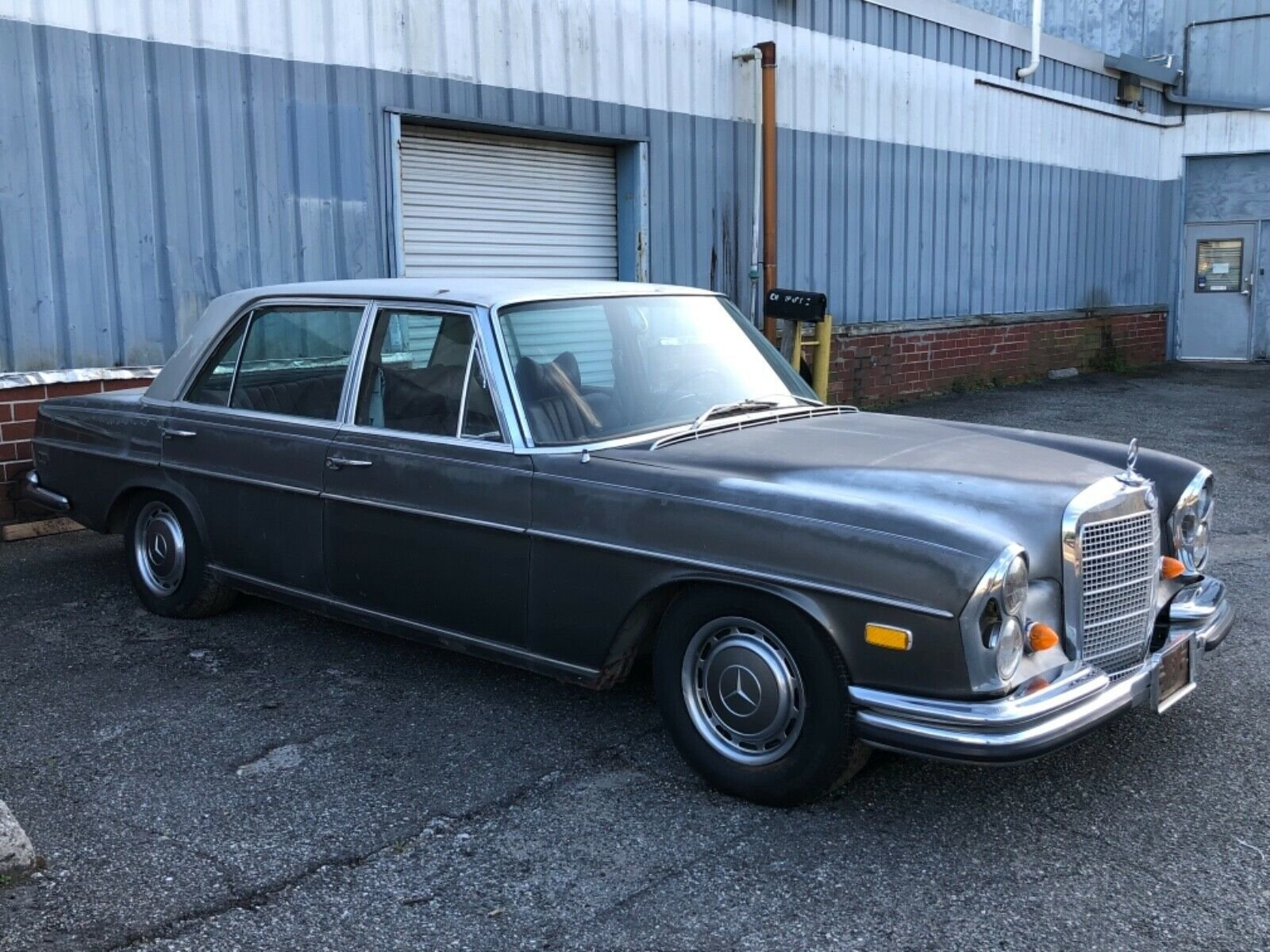 1969 Mercedes-Benz 300 SEL / 8  6.3