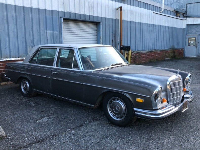 1969 Mercedes-Benz 300 SEL / 8  6.3 For Sale