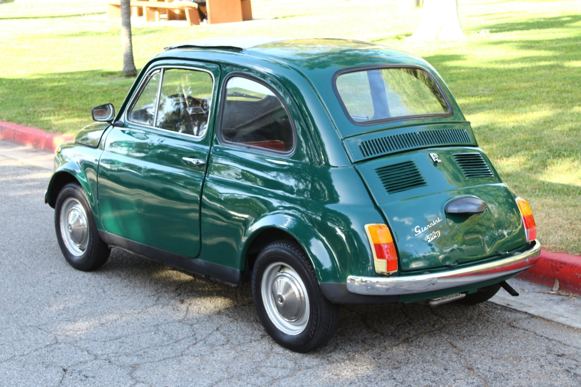 1967 Fiat 500 F For Sale 163962 Motorious