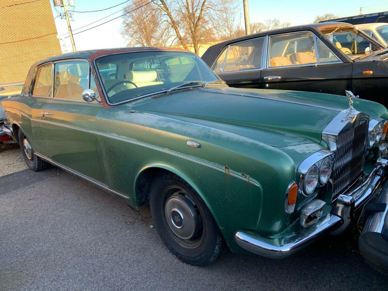1967 Rolls-Royce Silver Shadow Mulliner Park Ward