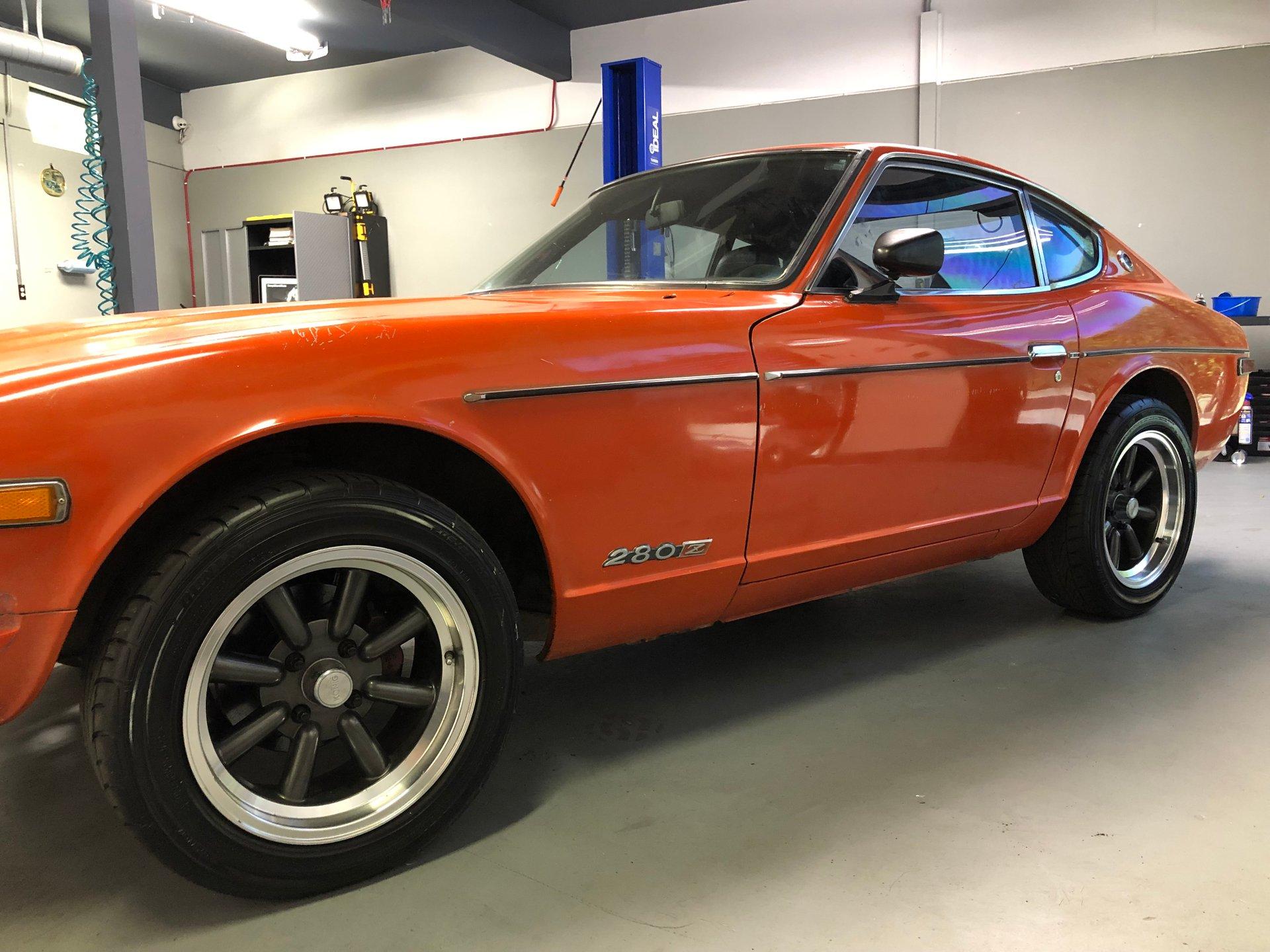 1975 Datsun 280Z for sale #170790   Motorious
