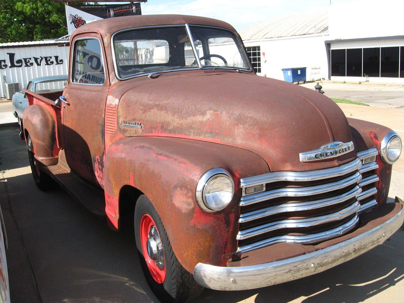 1949 Chevrolet 1-1/2 Ton Pickup