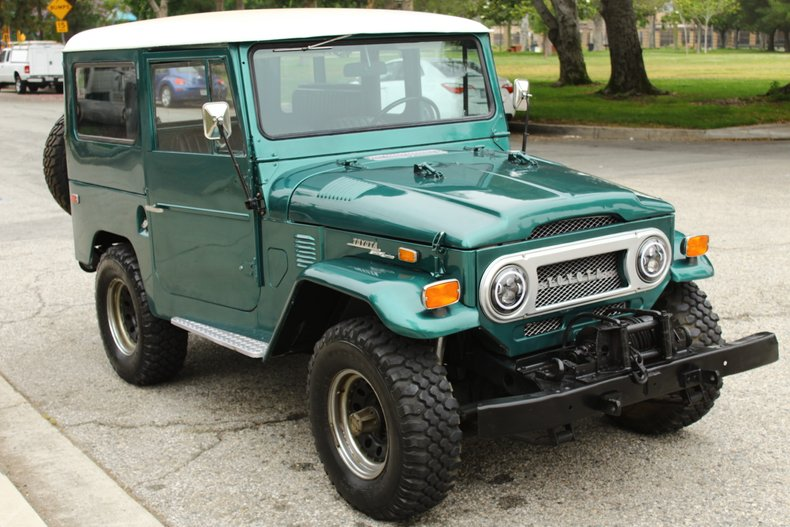 1972 Toyota Land Cruiser For Sale