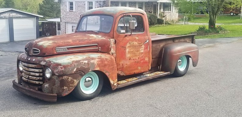 1949 Ford F1 For Sale