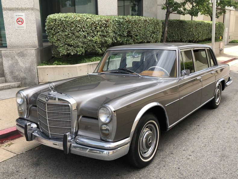 1965 Mercedes-Benz 600 For Sale