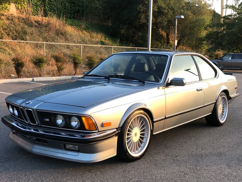 1985 BMW M6 For Sale