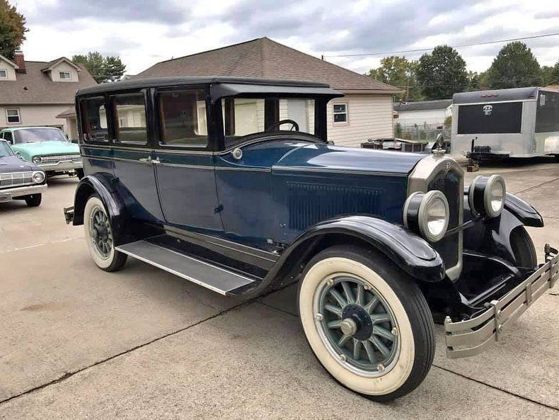 1926 Buick Master Six For Sale