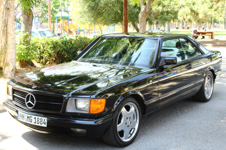 1984 Mercedes-Benz 500 For Sale